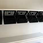 Nursery Closet {Organizational Ideas!}