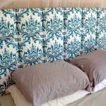 Easy Upholstered DIY Headboard Tutorial