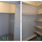 Custom Closet Shelving ~ A Tutorial!