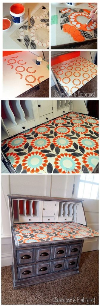 use-a-stencil-layering-technique-to-create-gorgeous-patterns-on-furniture-and-makd-your-own-stencils-reality-daydream