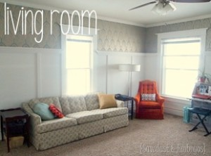 Living Room {Reality Daydream}