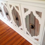 A Facelift for the Credenza