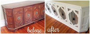 Buffet Makeover by Reality Daydream
