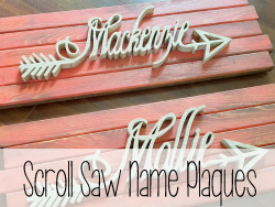 Custom-Wooden-Arrow-Name-Plaques-affixed-to-barn-wood.-SUCH-a-great-personalized-gift-idea-Reali-1