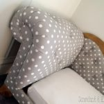 Fainting Couch Toddler Bed Inspiration/Construction {Part 1}