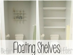 Floating Shelves Tutorial {Reality Daydream}