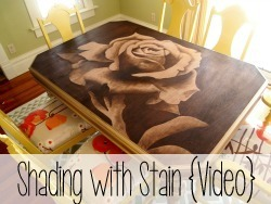 Shading with Stain Video