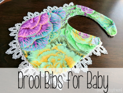Drool Bibs for Baby
