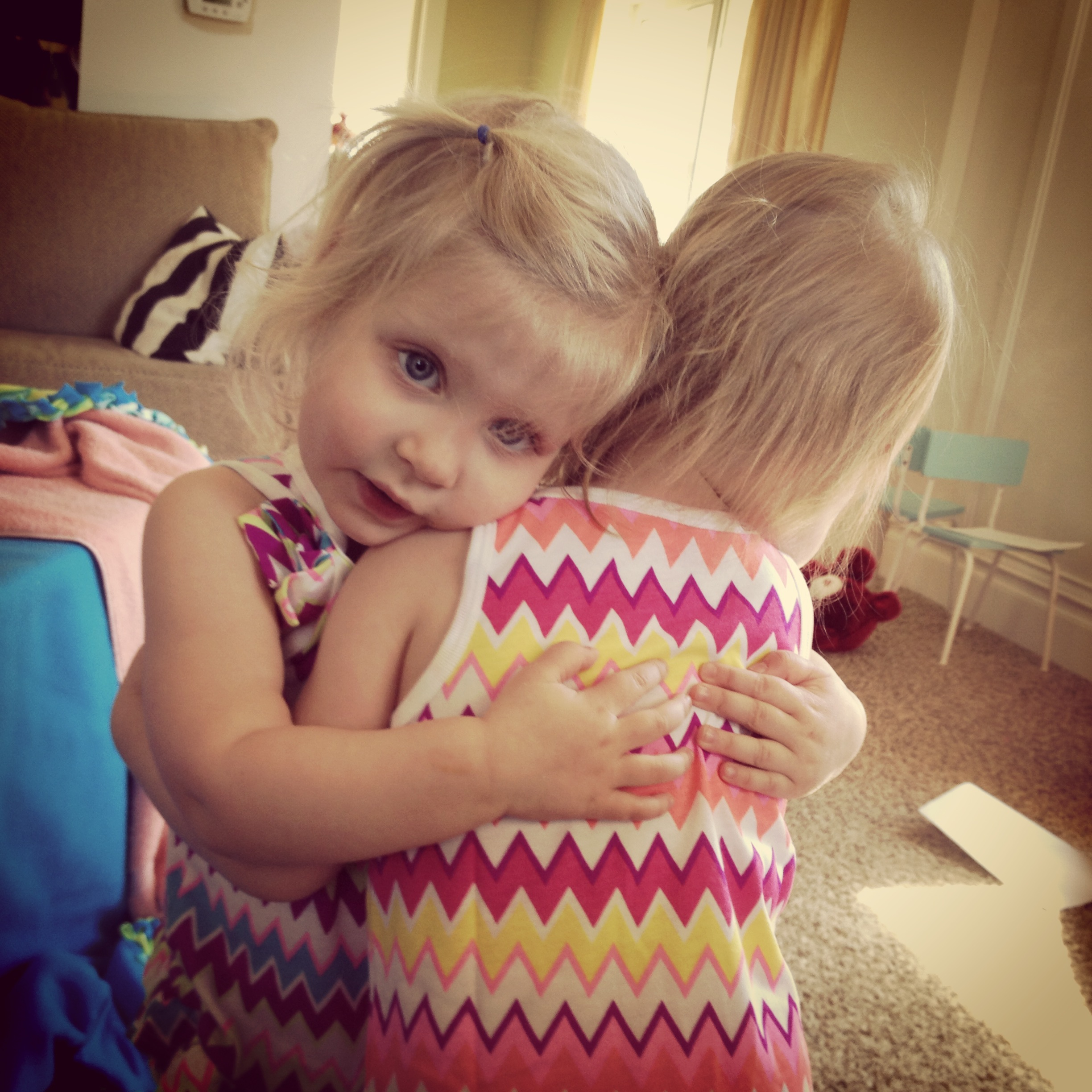 Paisley and Adelyn {Sawdust and Embryos}