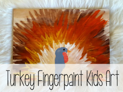 Turkey-Thanksgiving-Fingerpainting-with-Unicorn-Spit-Reality-Daydream