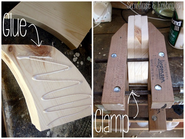 Legs for toddler bed fainting couch {Sawdust and Embryos}