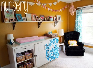 Nursery {Sawdust and Embryos}