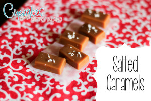 Salted Caramel Recipe... SO SIMPLE!