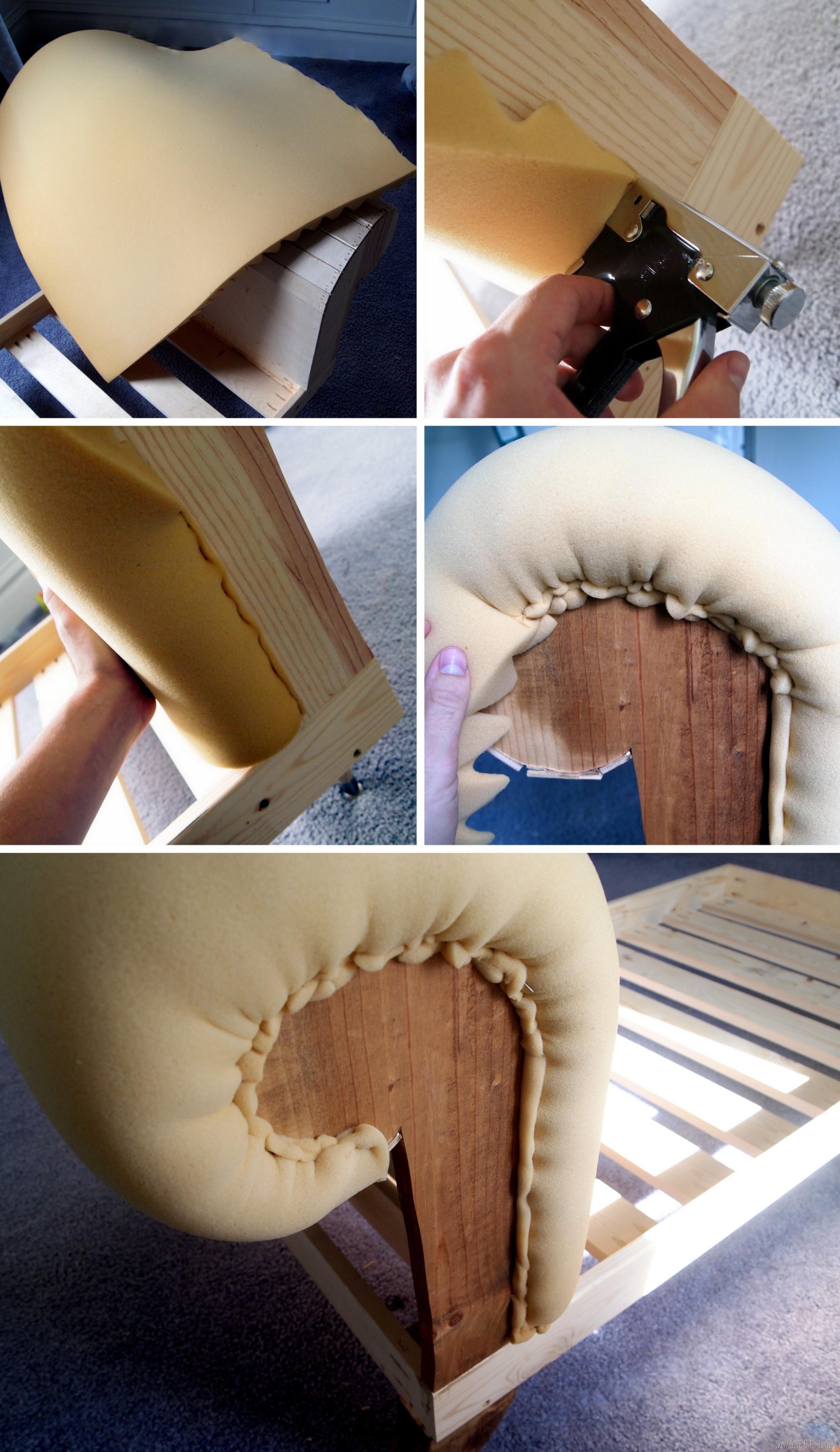 How To Upholster A Sofa How To Upholster A Sofa Thesofa
