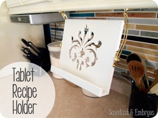 Build-your-own-tablet-or-recipe-book-holder-to-keep-your-iPad-off-the-messy-counter-