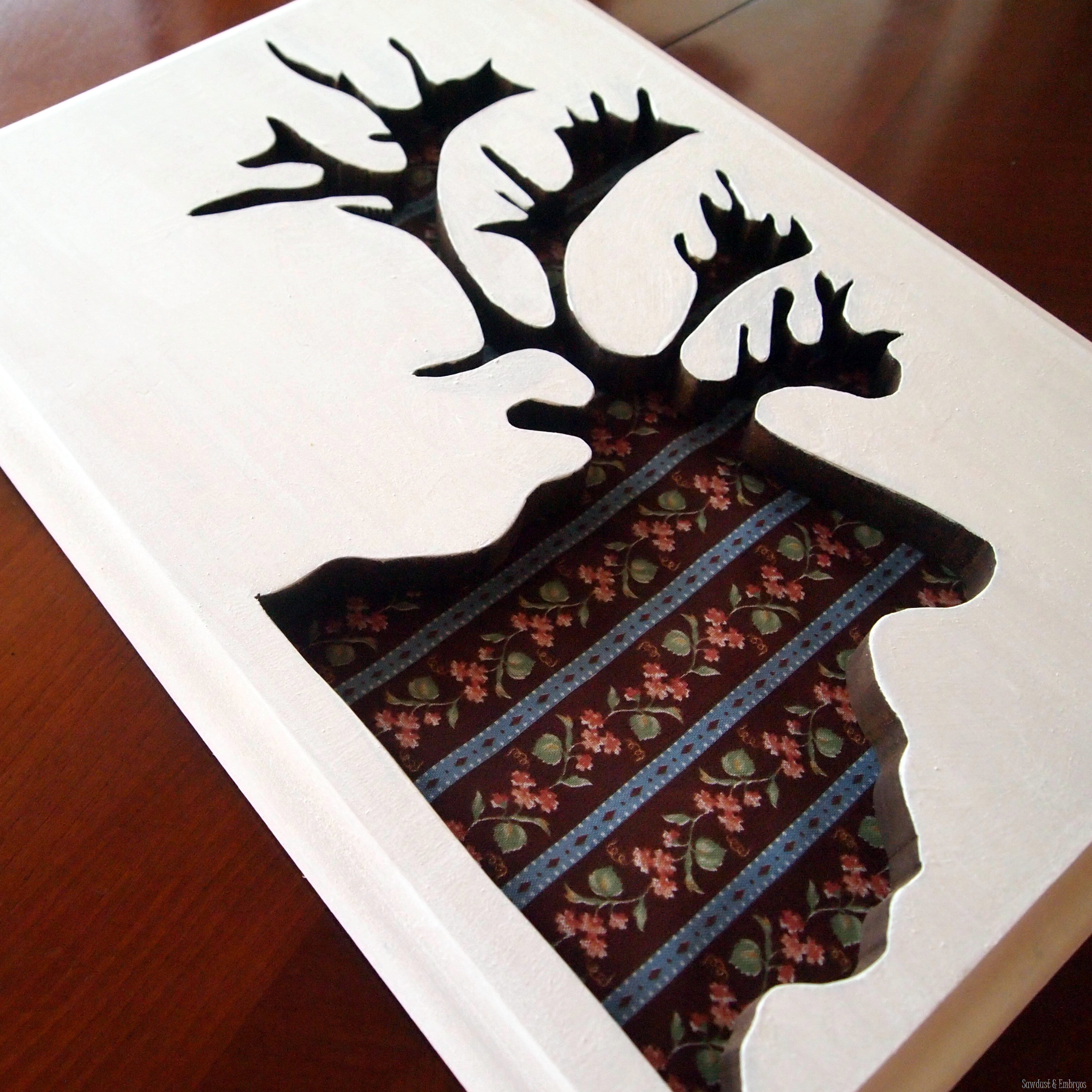 Creating silhouette art using a scroll saw reality daydream tutorial using a scroll saw to create silhouette art sawdust and embryos greentooth Images
