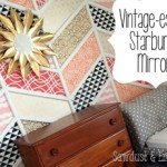 How to Make a Starburst Mirror