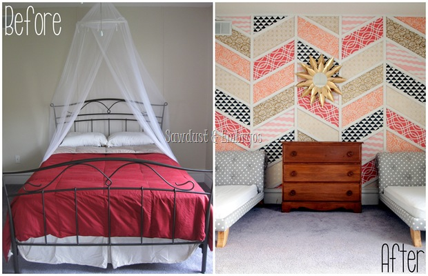 Room Transformation {Sawdust and Embryos}