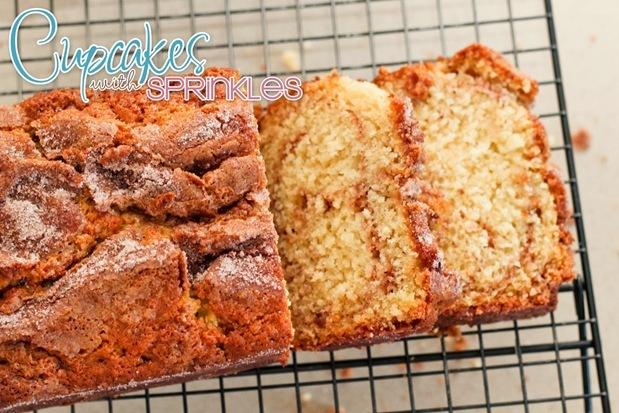 Amish Cinnamon Bread 1