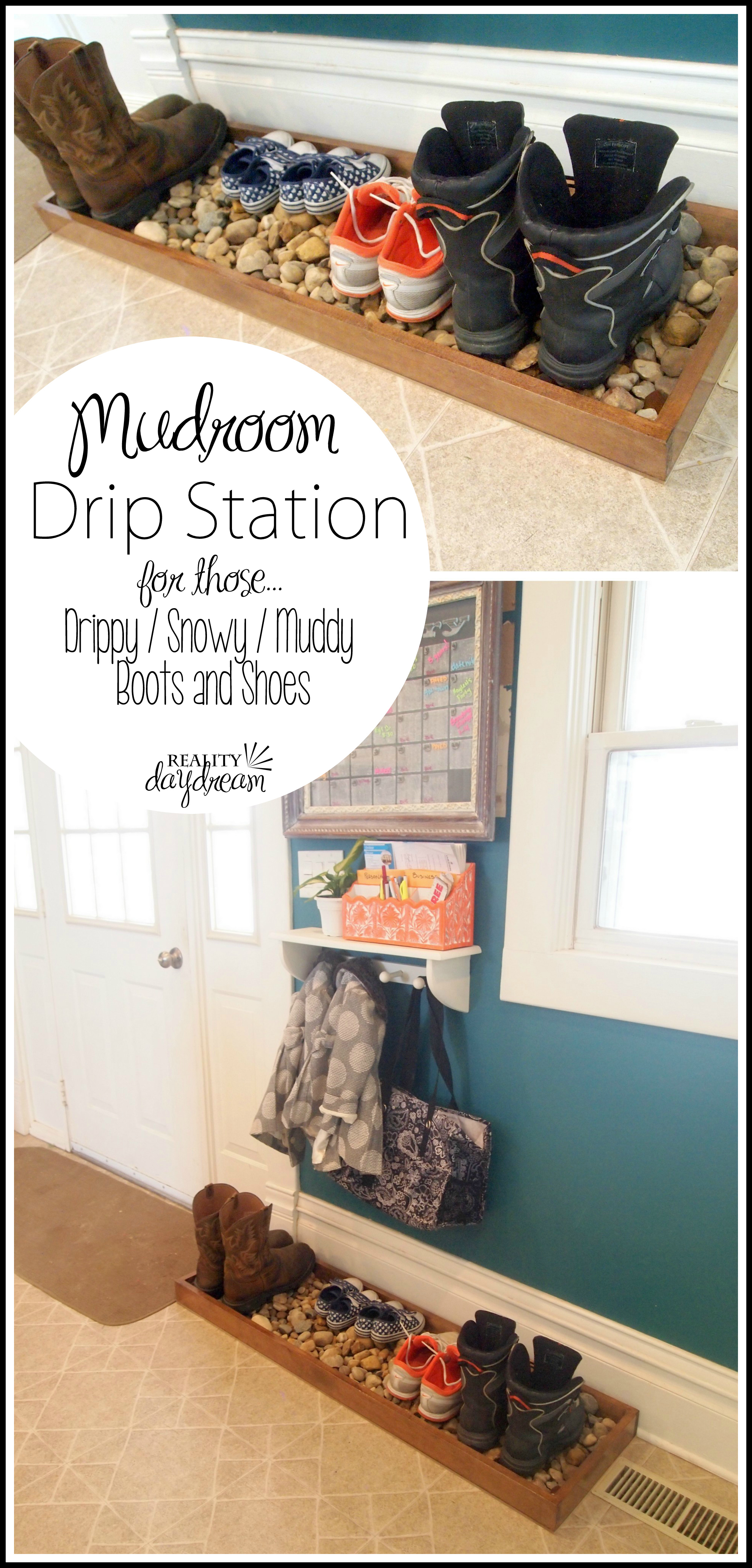 Build This Drip Station To Catch All Those Drips From Your Family S Drippy