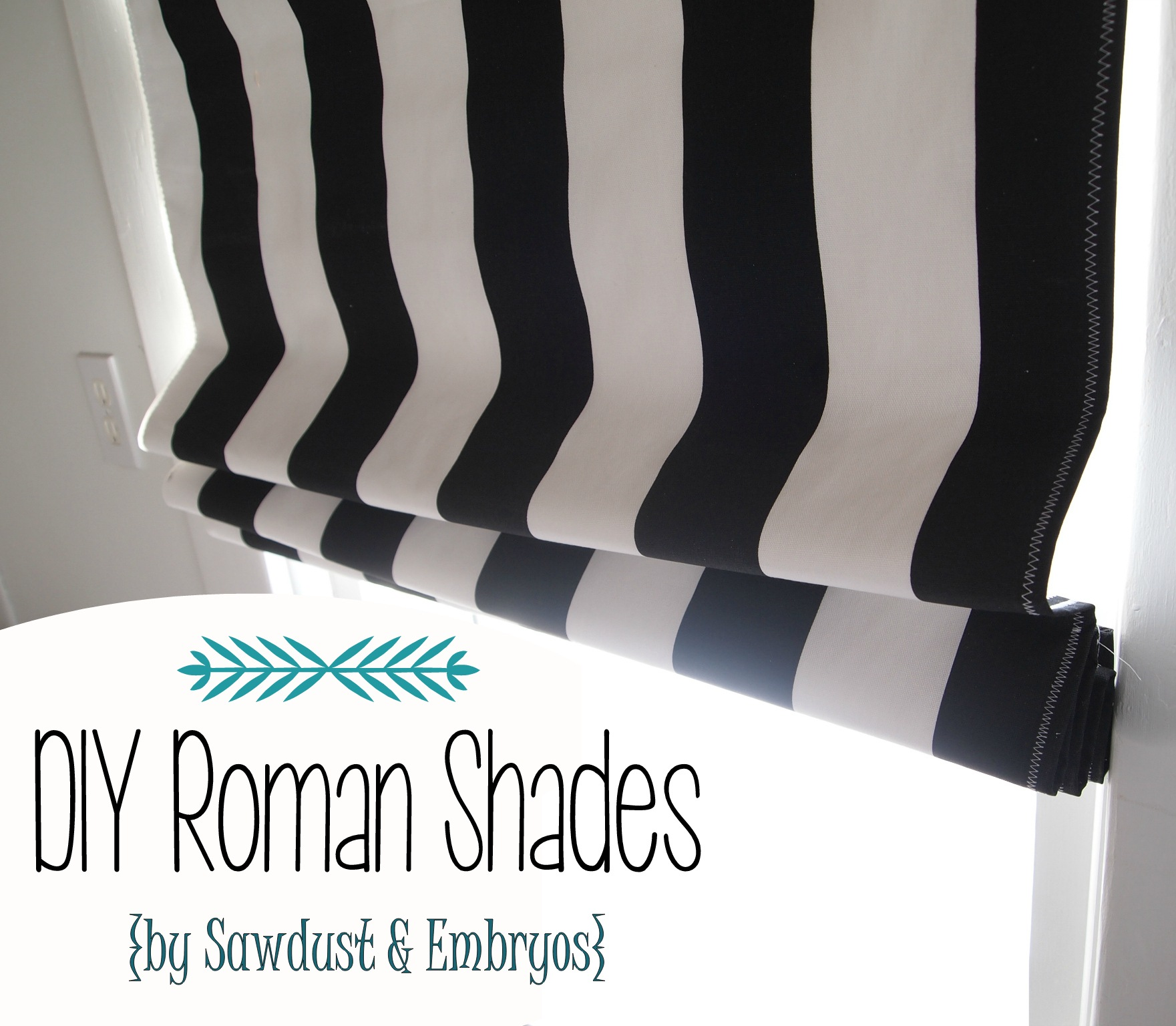 how to make roman shades using mini blinds reality daydream. Black Bedroom Furniture Sets. Home Design Ideas