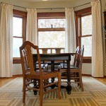 {Guestpost} Thoughts on Dining Room Area Rugs