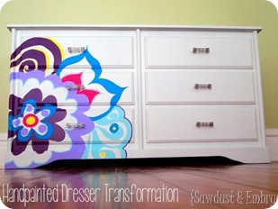Paint-using-an-Overhead-Projector {Sawdust and Embryos}