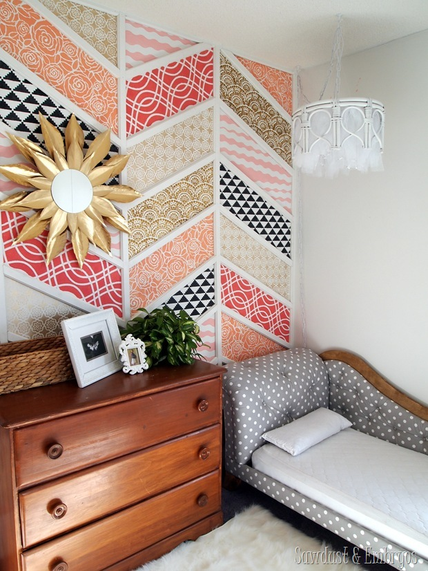 Room Reveal {Sawdust and Embryos}