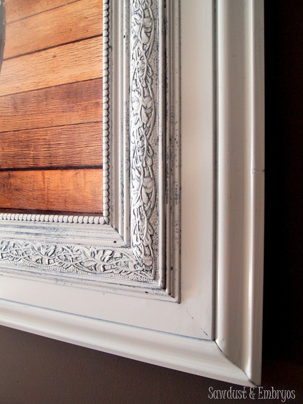 Ana White | DIY Custom Picture Frame - Featuring Sawdust ...