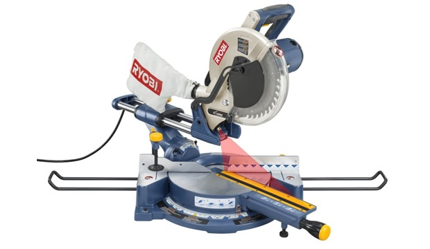 DIY Must-haves by Sawdust and Embryos ... Ryobi Miter Saw