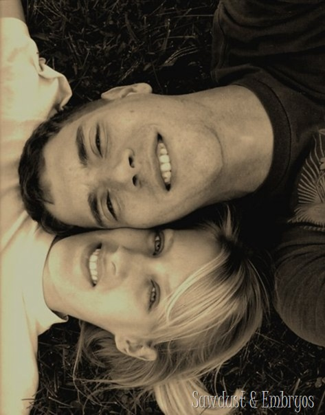 Nick and Beth {Sawdust and Embryos}