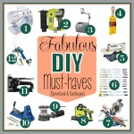 Our Must-Have DIY Tools and Products