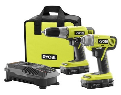 Ryobi Impact Driver Cordless Drill Kit... DIY Must-haves by Sawdust and Embryos}