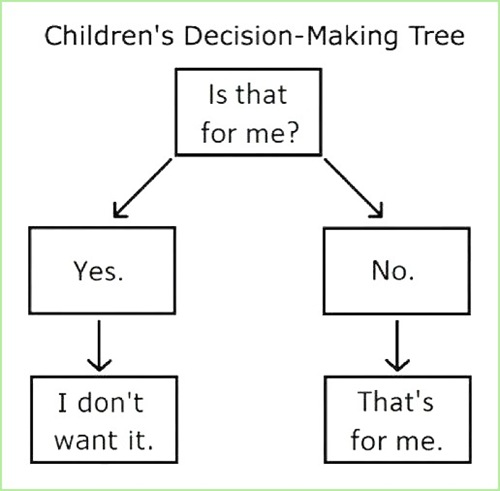 Toddler Flowchart
