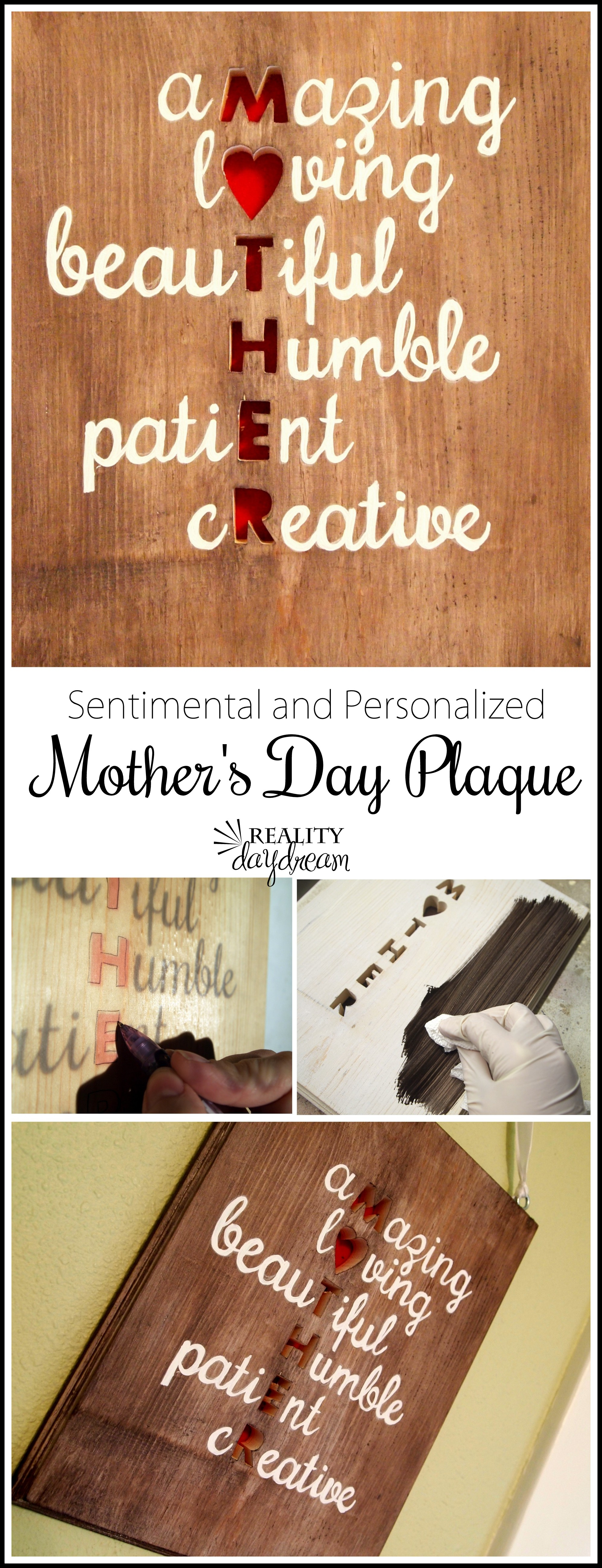 Meaningful Mother S Day Gift Idea Reality Daydream