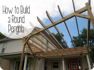 DIY Custom Pergola Tutorial (Sawdust and Embryos)
