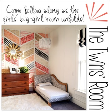 Twin's Big-girl Room Transformation