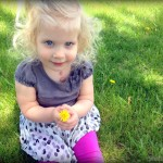 Why you should never take for granted when a child hands you a dandelion