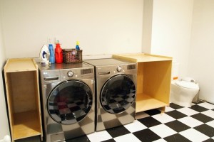 Operation Laundry Room {Lighting}