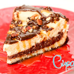 Turtle Cheesecake… (YES PLEASE!)