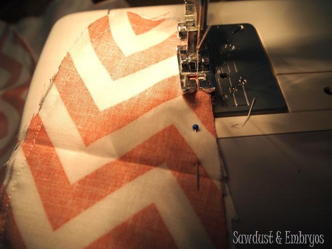 Wrap-around Dress {Sawdust and Embryos}