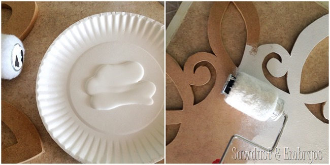 scrolly scroll saw mirror {Sawdust & Embryos}