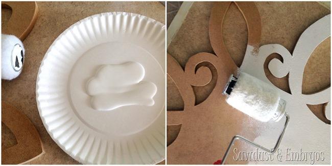 scrolly scroll saw mirror {Sawdust & Embryos}