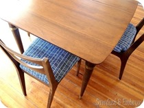 Fabulous 50's dining set... completely restored! {Sawdust and Embryos}_thumb