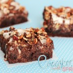 Rocky Road Brownies {Cupcakes w/ Sprinkles}