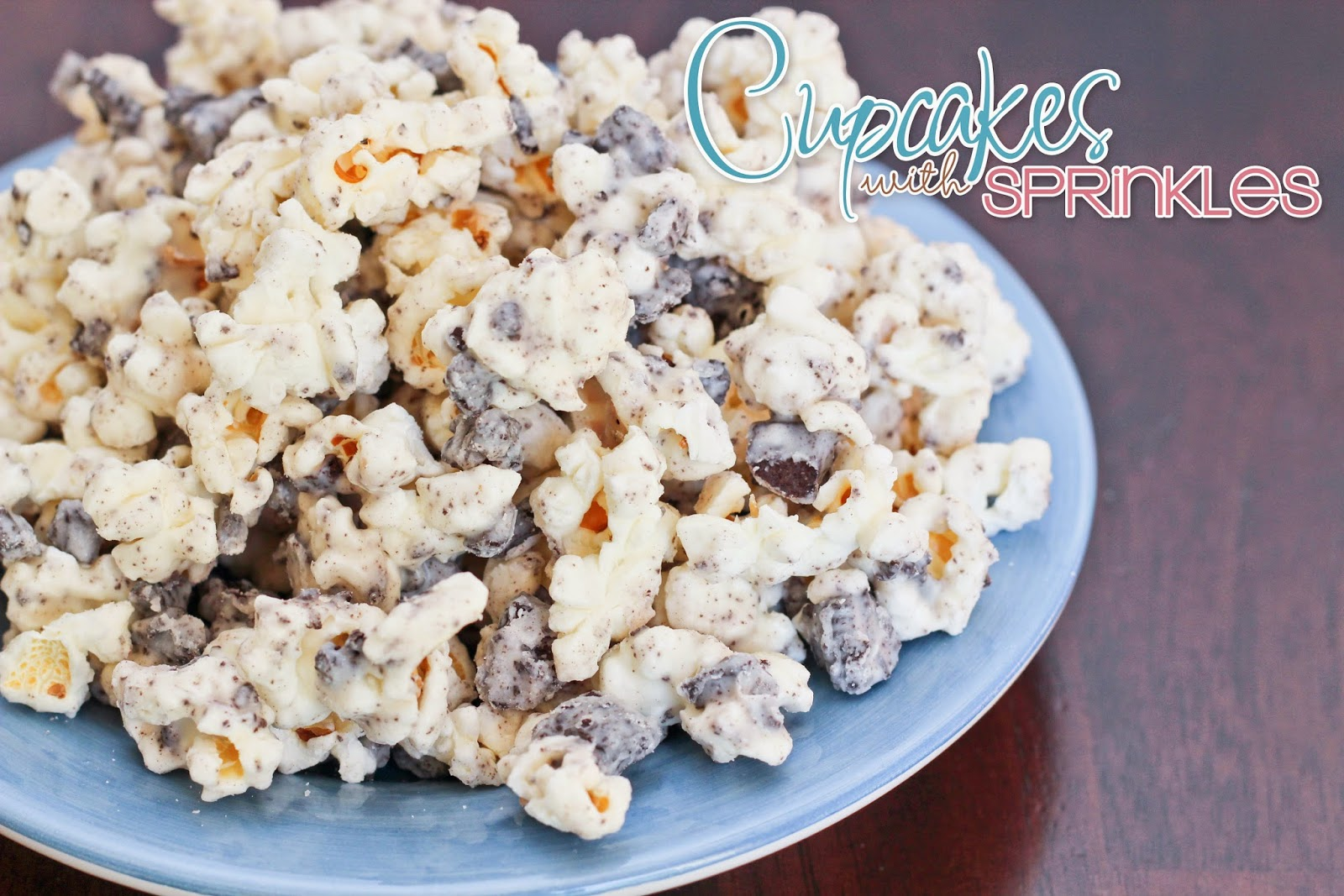 Cookies and Cream Popcorn - Reality Daydream