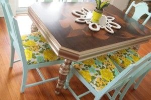 Dining Chairs Transformed!