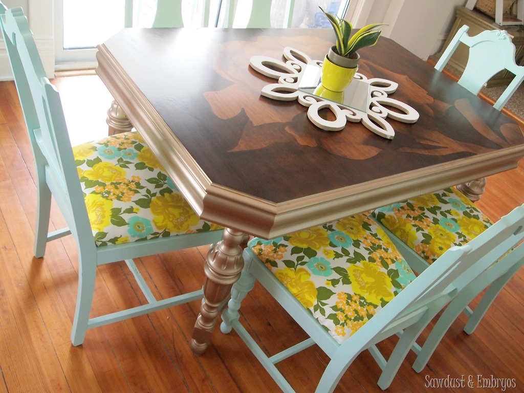 Dining Chairs Transformed! - Reality Daydream