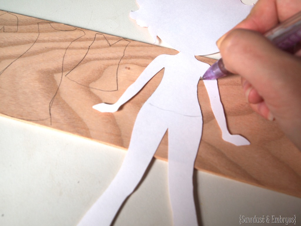 Diy wooden paper dolls a tutorial reality daydream how to make a wooden paper doll with little wooden clothes super cute pronofoot35fo Choice Image