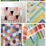 Quilt Inspo and Baby Bump {23 weeks}